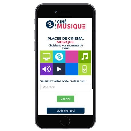 Code CinéMusique